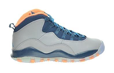Air Jordan 10 Retro (GS) - 5.5Y \u0026quot;Bobcats\u0026quot; - 310806