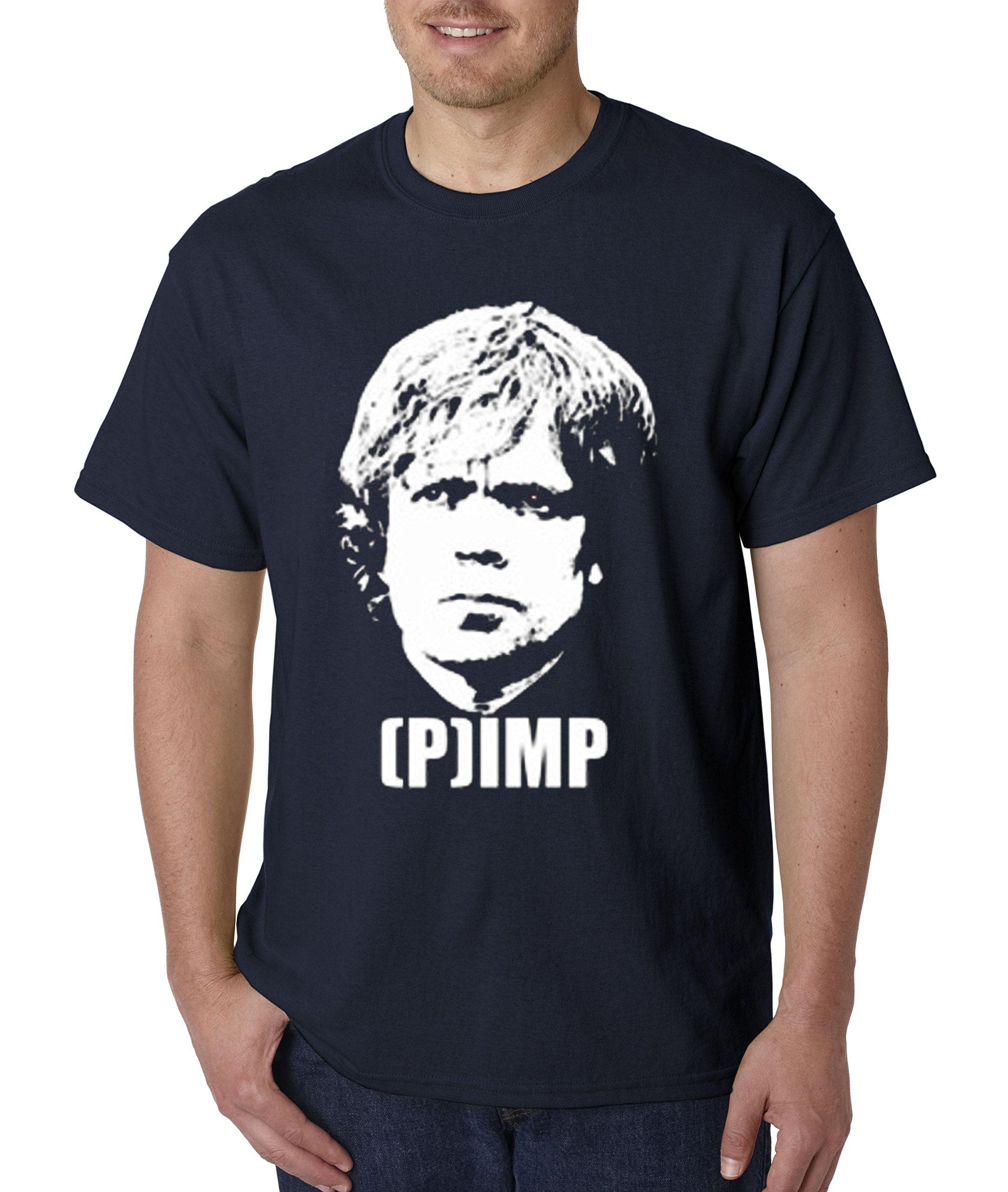 168 Unisex T Shirt Tyrion Lannister Pimp Imp Parody 2049
