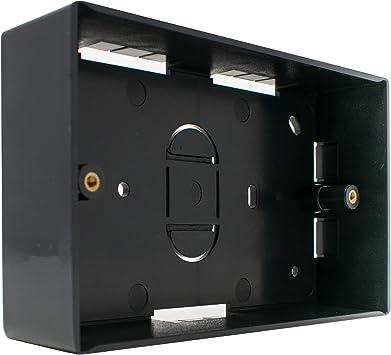I-CHOOSE LIMITED Caja de Montaje en Superficie de Color Negro ...