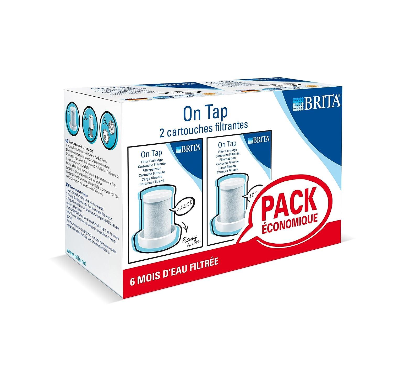 Brita On Tap Recambio para filtro de grifo pack de