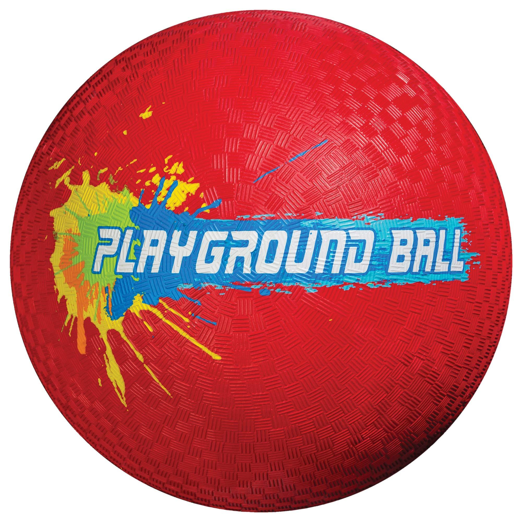 Franklin Sports Playground Balls - Rubber Kickballs