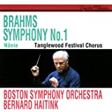 Brahms: Symphony No. 1 / Nanie
