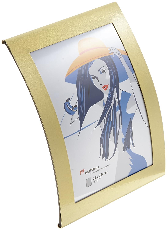 Amazon.de: Walther TP015S Basixx Portraitrahmen, 10 x 15 cm sliber