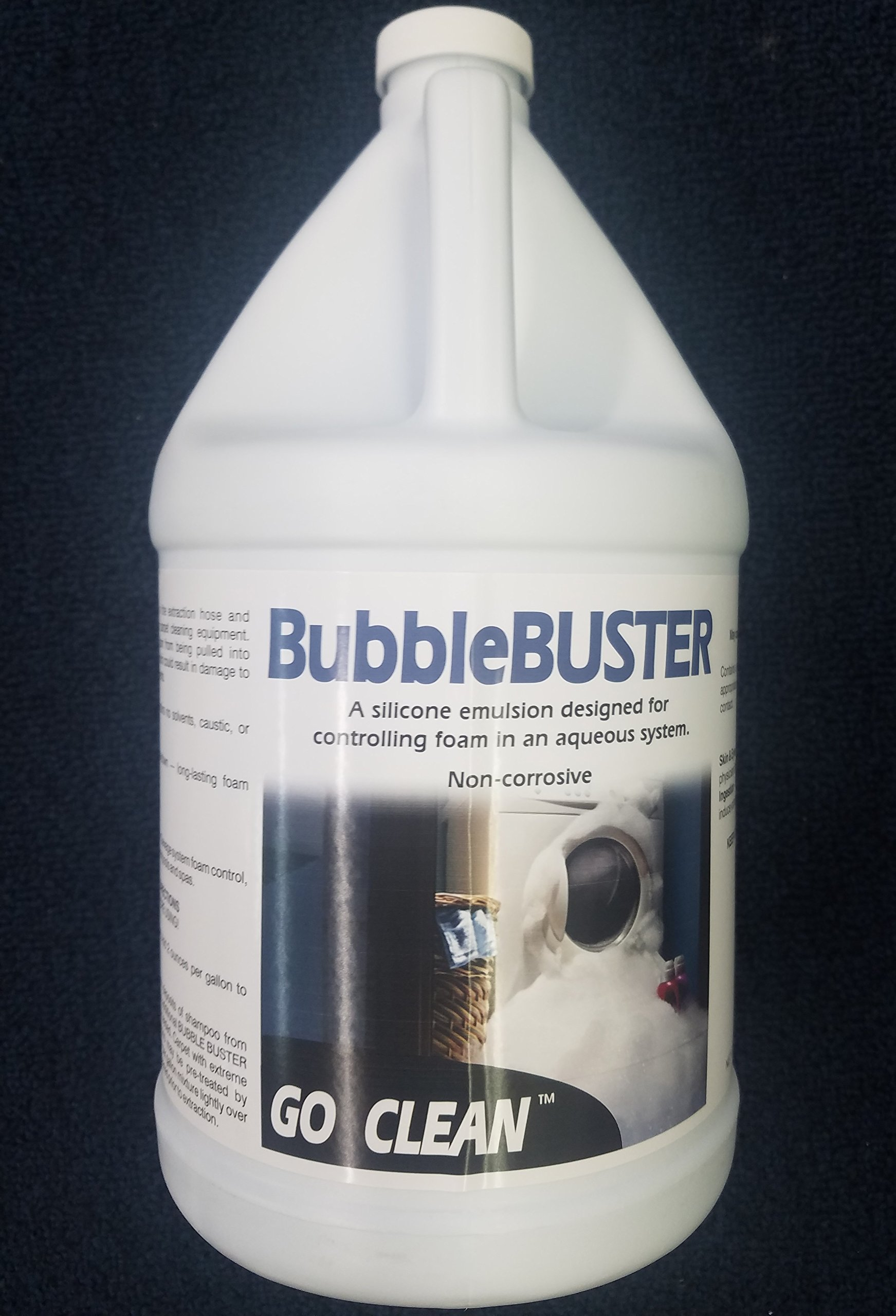 GoClean Bubble Buster Foam Controller for Carpet Cleaners