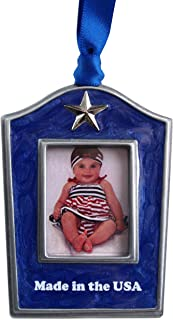 product image for Gloria Duchin Made in the USA Christmas Photo Ornament