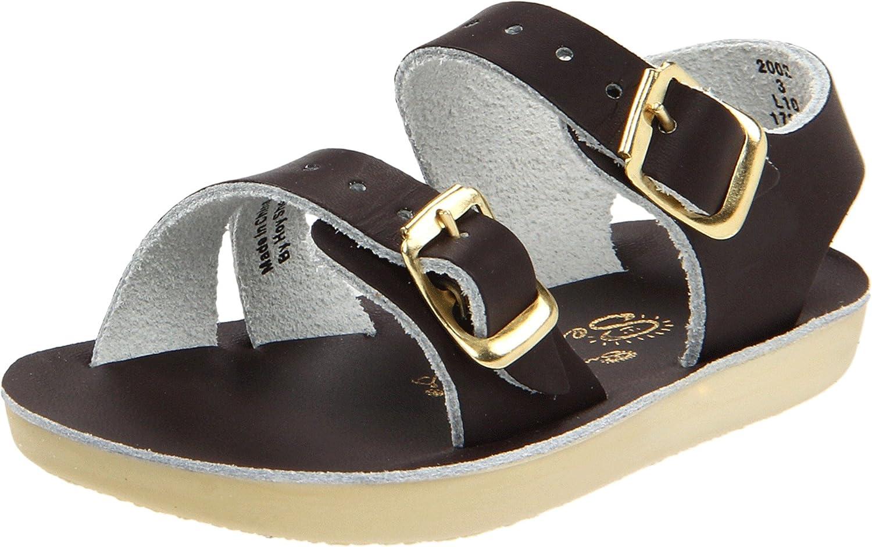 Salt Water Sandals Girls' Sea Wees Hoy