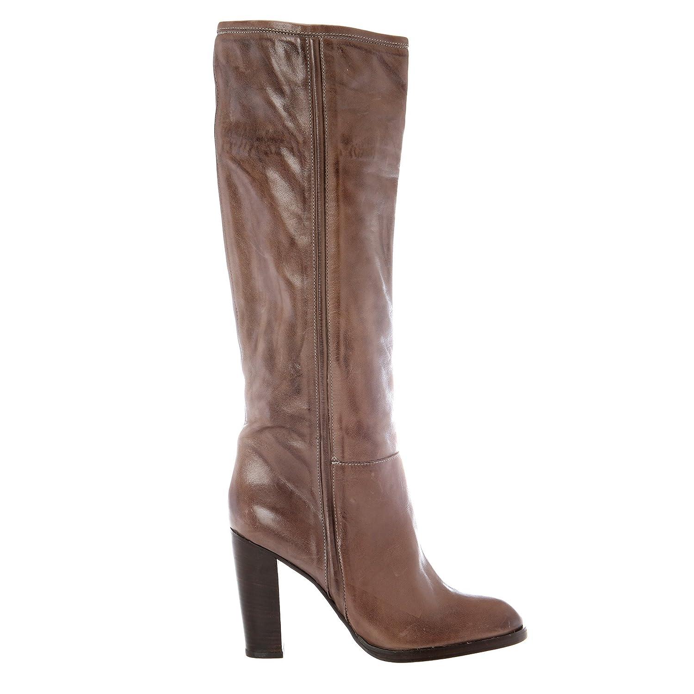 Trussardi Jeans - Damen High Heel Stiefel - 56A003 56A003 - Taupe f9d78c