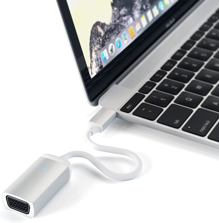 Satechi Typ C Zu Vga Usb C Kabel Adapter Kompatibel Computer Zubehör
