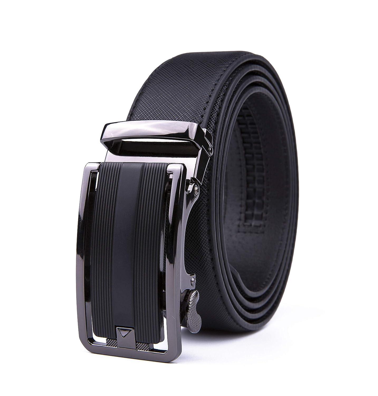 Slider Belt Mens Comfortable Rachet