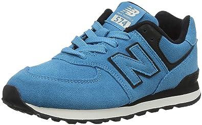 scarpe new balance blu melange
