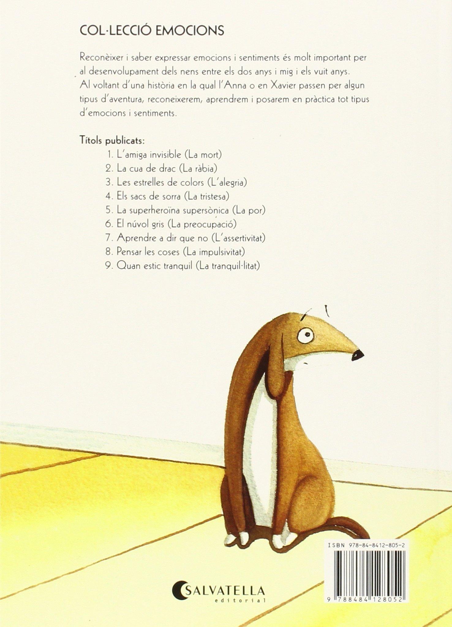 (CAT).SACS DE SORRA, ELS.(TRISTESA).(EMOCIONS): Mireia Canals Botines: 9788484128052: Amazon.com: Books