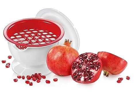 Tescoma 420643 Sgrana Melograno, Bianco/Rosso: Amazon.it: Casa e cucina