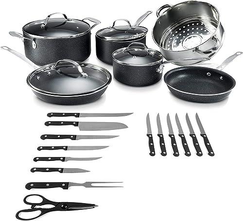 Granitestone 24 Piece Cookware Set