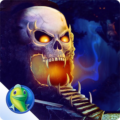 Hidden Objects - Witches' Legacy: The Dark Throne Collector's -