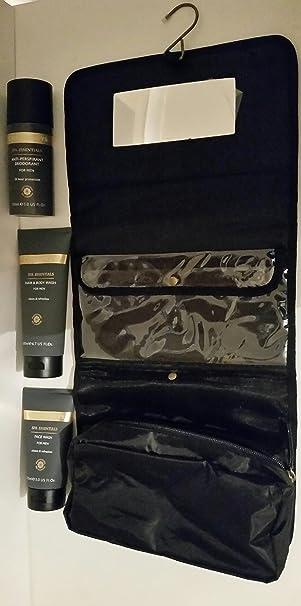 1b936a23ea Champneys Spa Essentials Hanging Washbag For Men  RARE ITEM   Amazon.co.uk   Beauty