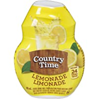 Country Time Liquid Drink Mix, Lemonade, 48mL (Pack of 12)