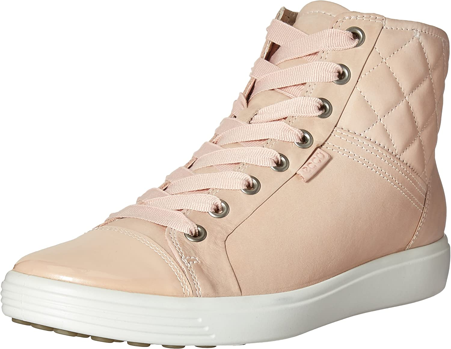 Soft 7 Quilted High Top Fashion Sneaker