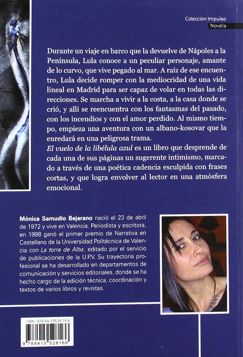 El vuelo de la libélula azul (Colección Impulso nº 48) (Spanish Edition)
