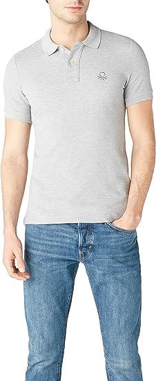 United Colors of Benetton H/S Polo Shirt Hombre: Amazon.es ...