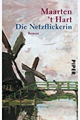 Die Netzflickerin: Roman (German Edition) Kindle Edition