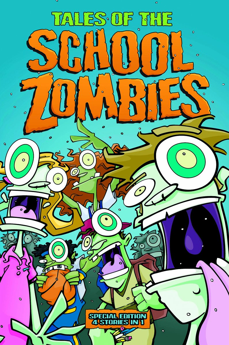 Tales of the School Zombies pdf