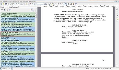 Amazon.com: Movie Magic Screenwriter Version 6 (download code) CD ...