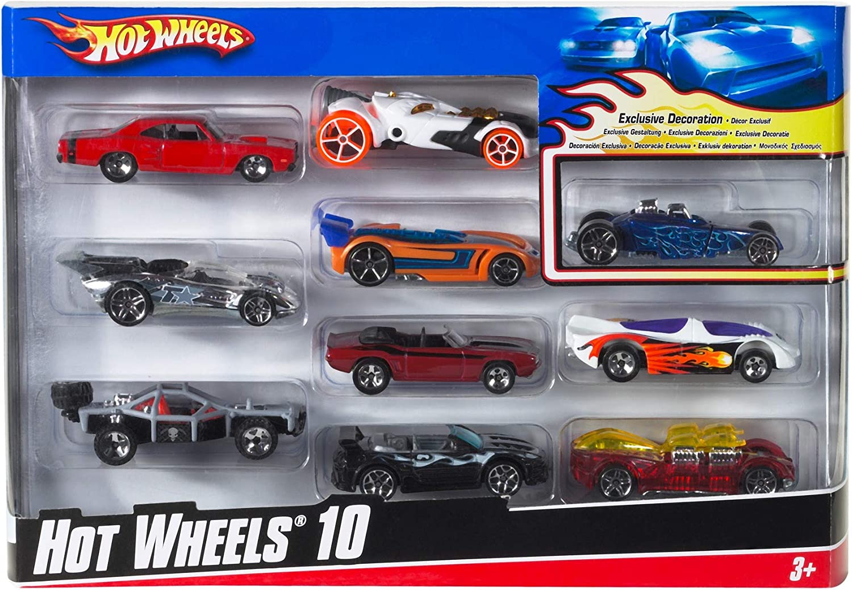 Hot Wheels - Coches básicos pequeños - coches juguettes (Mattel 5785)