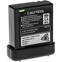 vhbw NiMH batería 1100mAh (6V) para Radio, Walkie Talkie PB-32 por PB-32, PB-32H.