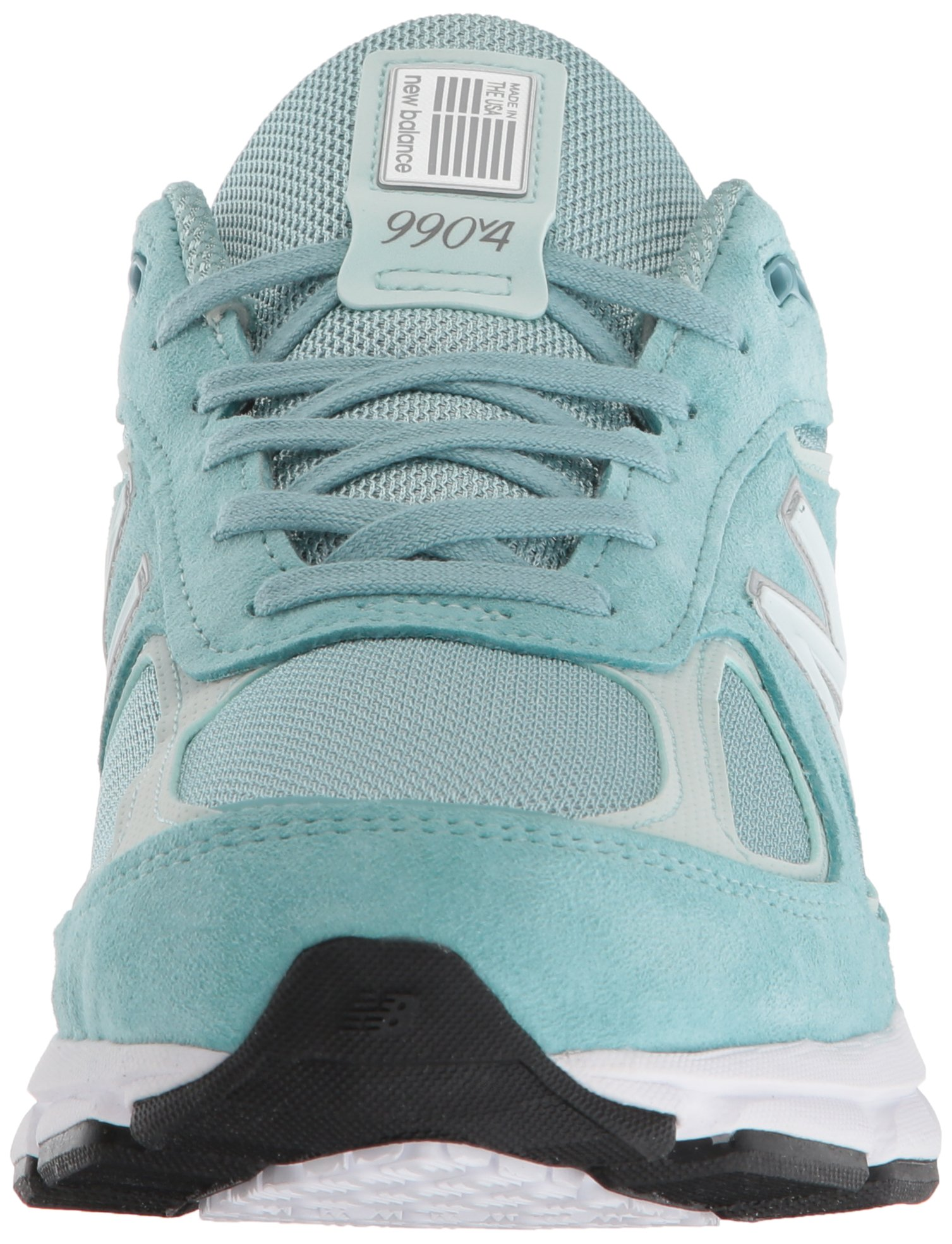 New Balance Men's 990v4, Green/White, 7 D US by New Balance (Image #4)