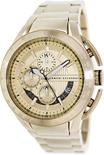 b276f73b5784 Armani Exchange AX1407 Hombres Relojes  Armani Exchange  Amazon.es ...
