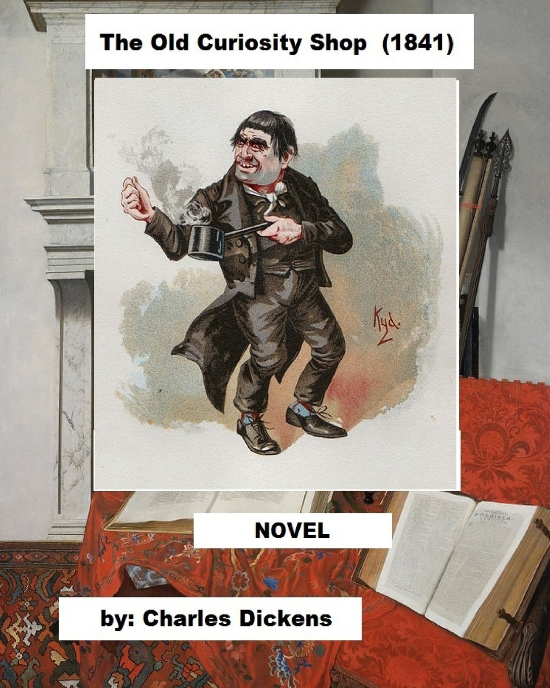 The Old Curiosity Shop (Dover Thrift Editions)