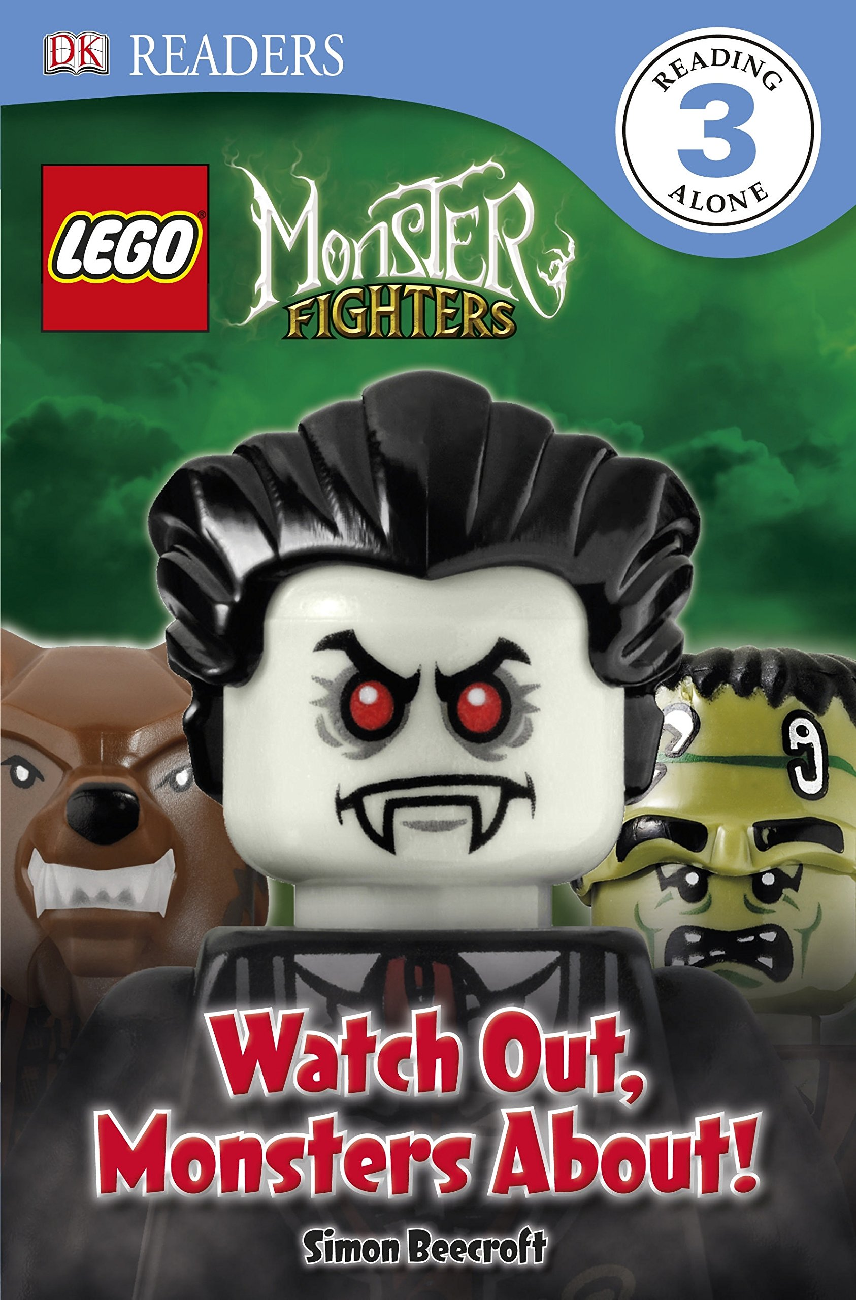 Download DK Readers L3: LEGO® Monster Fighters: Watch Out, Monsters About! ebook