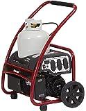 Powermate PM0133250, 3250 Running Watts/4050 Starting Watts, Propane Powered Portable Generator