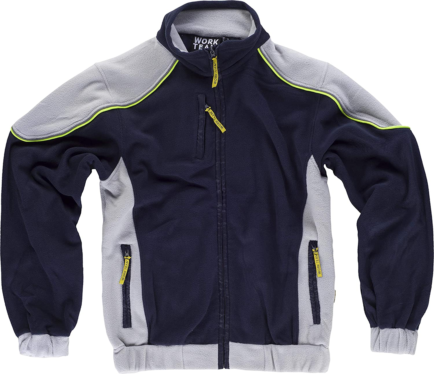 Chaqueta Polar con Cremallera Future Work Team WF5857 ...