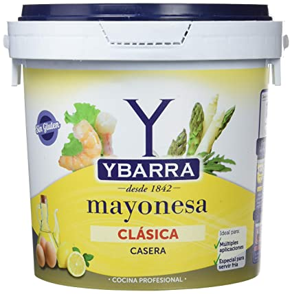 Ybarra Mayonesa - 1800 gr