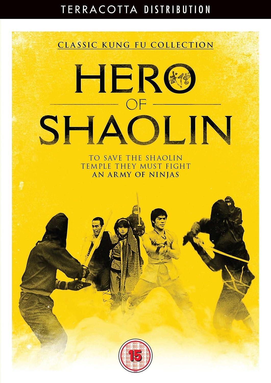 Hero of Shaolin [DVD] [Reino Unido]: Amazon.es: Alexander Lo ...