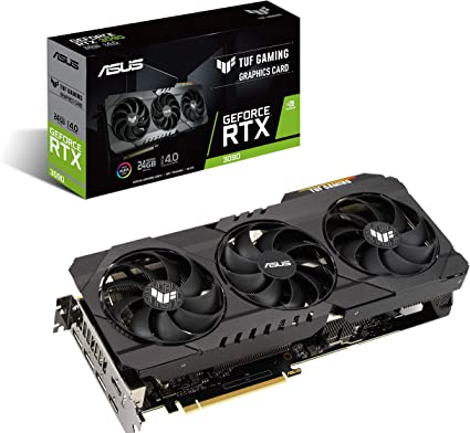 ASUS TUF GeForce RTX 3090 Graphics Card