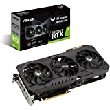 ASUS TUF Gaming NVIDIA GeForce RTX 3090 Graphics Card (PCIe 4.0, 24GB GDDR6X, HDMI 2.1, DisplayPort 1.4a, Dual Ball Fan…