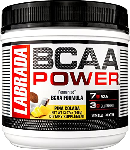 LABRADA NUTRITION – BCAA Power Powder