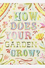 How Does Your Garden Grow: Notecard Boxes Misc. Supplies
