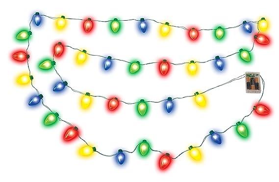 Christmas Lights Stranger Things.Amazon Com Rubie S Stranger Things Season 1 Christmas