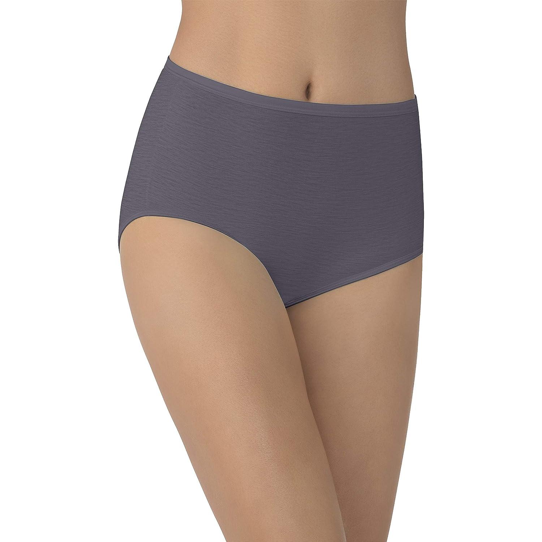 47036e98242d Vanity Fair Women's Body Shine Illumination Brief Panty 13109: Amazon.ca:  Clothing & Accessories