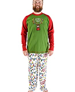 1cd8837083 Family Matching Christmas Pajamas by LazyOne | Lights Out Festive ...