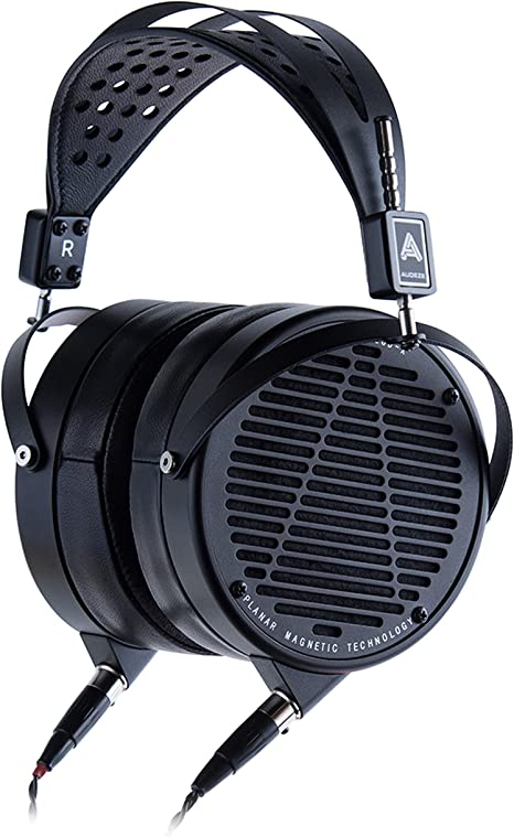 Audeze LCD-X Over Ear Open Back Headphone with New Suspension Headband and Travel case