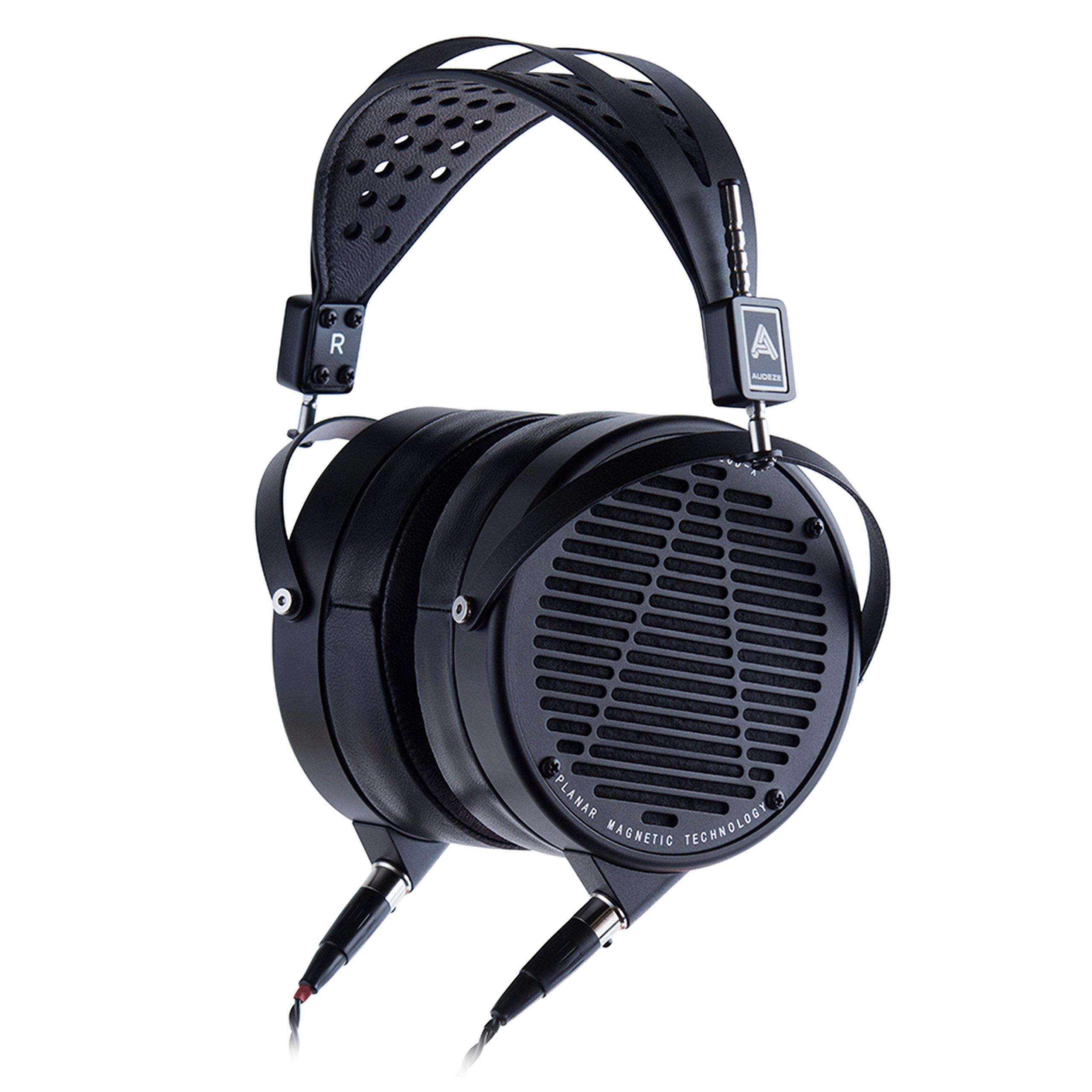Auriculares Audeze LCD-X Over-Ear Open Back con Nueva Suspension en Diadema y Viaje case