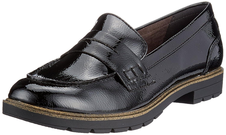 Tamaris 24660, Chaussures Bateau Femme (Black Noir (Black 24660, Femme Patent) eeb9008 - shopssong.space