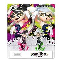 "amiibo Aori & Hotaru ""Sea O' Colors"" Set (Splatoon series) (Reihe von Splatoon)  Nintendo WiiU/ 3DS"