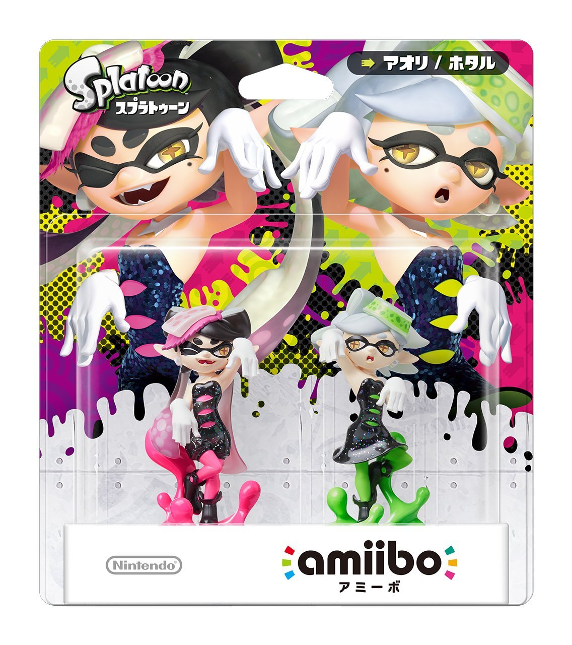 amllbo [aori/fire Fly] (Splatoon series) Nintendo WiiU/ 3DS