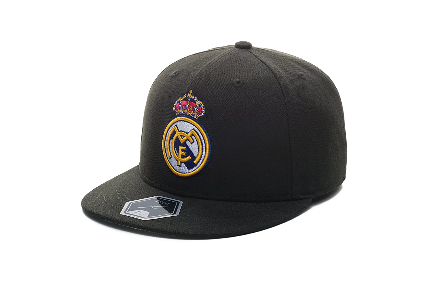 Real Madrid Fi Collection Dawn Fitted Hat