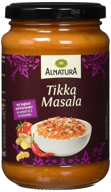 Alnatura Bio Tikka Masala, 325 ml: Amazon.de: Amazon Pantry